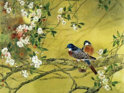 birds-and-chinese-plum-content